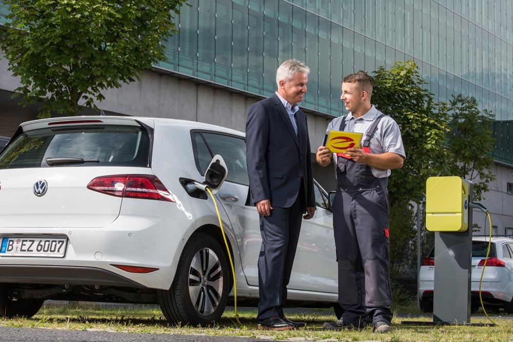 Elektroauto Elektromobilität Aurich